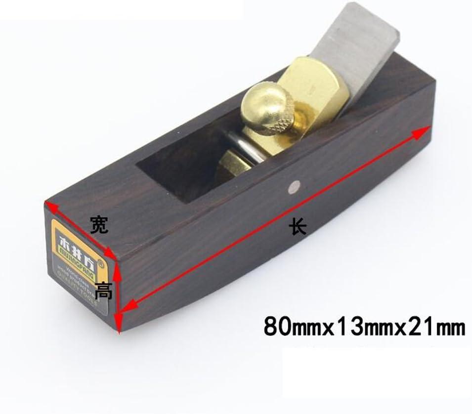 Sharplace 2pcs Rabots Outils pour Travail du Bois Manuel Grattoir Bricolage Charpentier Menuiserie Couleur #2