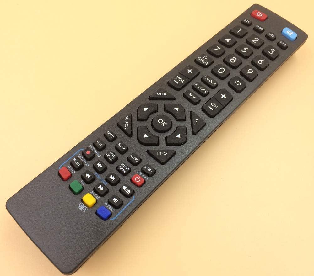Ochoos - Mando a Distancia para televisor JMB/Saba/Ok/Alba ...