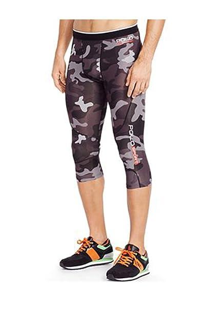 2d675d66d6 Polo Sport Ralph Lauren Mens All-Sport Compression Pants Black XL:  Amazon.ca: Clothing & Accessories
