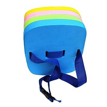 luckynv flotador de espalda de ayuda para la formación natación Kickboard cinturón de seguridad seguro volver Float Junta de espuma para niños/adultos, ...