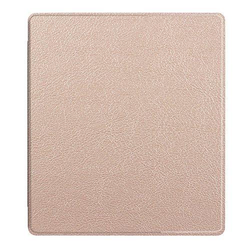 - Scheam Kindle Oasis 2017 Wallet case, Kindle Oasis 2017 Flip case, Classy Slim Leather Wallet, ID Credit Card Slot Holder for Kindle Oasis 2017 - Golden