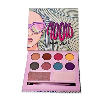 d980f6944aaa5 LAURA SANCHEZ Moods Eyeshadow and Highlighter Palette