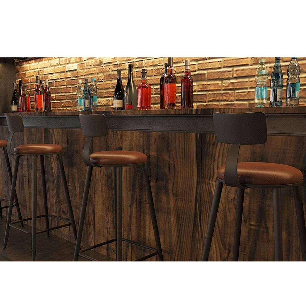 Byx- Taburete de Bar de Hierro Taburete de Bar Taburete Alto ...