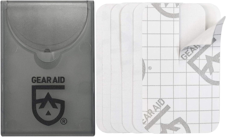 Talla /única Multicolor Unisex Adulto Gear Aid Tenacious Tape Silnylon Patches Pegar