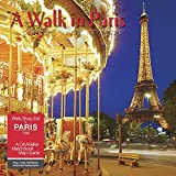 A Walk in Paris 2017 Wall Calendar
