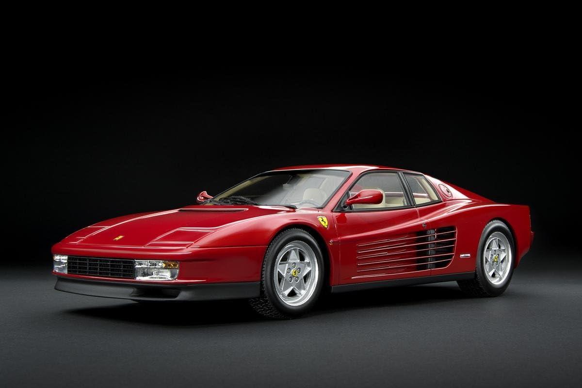 Amazon Com Gifts Delight Laminated 36x24 Poster Ferrari Testarossa 1989 Posters Prints