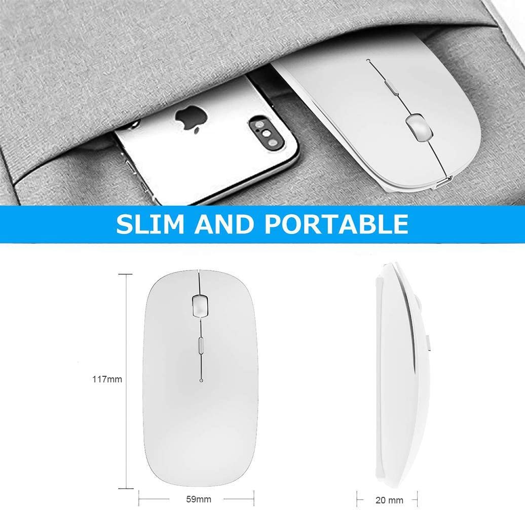 Honeybee on Hexagonal Background Computer PC Unique Pattern Optical Mice Mobile Wireless Mouse 2.4G Portable for Notebook Laptop