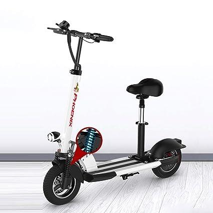 Amazon.com: Long Teng - Patinete eléctrico para adultos ...