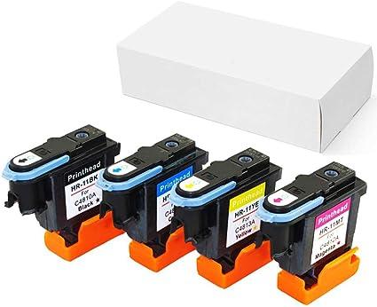 Teng® - Cabezal de impresión reacondicionado HP 11 C4813A ...