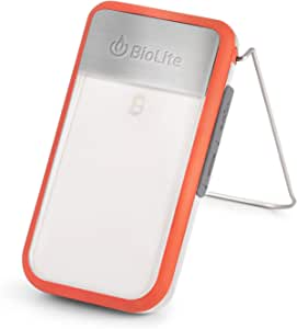 BioLite PowerLight Mini Wearable Light and Power Bank, Red