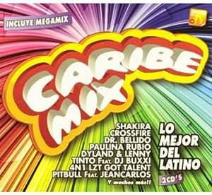 Caribe Mix. Lo Mejor Del Latino