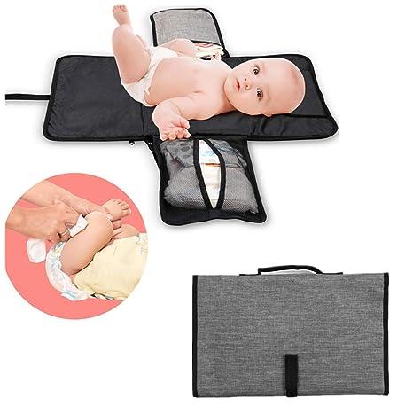 LOVARTS BEAUTY - Cambiador de pañales portátil para bebé ...