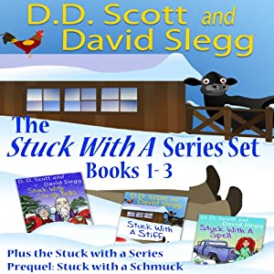 The Stuck with a Series Boxed Set #1 Audiobook