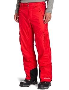 Columbia Ridge 2 Run II Tall Pants, Bright Red, XXXX Tall