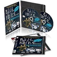 (HiDef Pro, Blu-Ray/HD DVD Sleeves, 25 Pack) - DISCSOX HIDEF Pro Poly Sleeves, 25PK