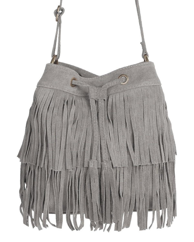 ImiLoa Women's Cross-Body Bag grey grey