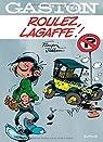 Gaston hors-série - tome 4 - Roulez, Lagaffe ! par Franquin