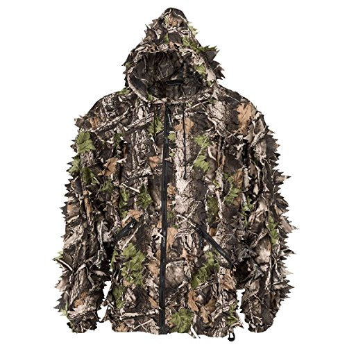 Review SwedTeam Super Natural Camouflage Leafy Hunting Suit (X-Large)