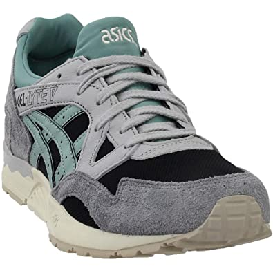 sale retailer 76c22 623c0 Onitsuka Tiger by Asics Men's Gel-Lyte V Black/Blue Surf 8 D US