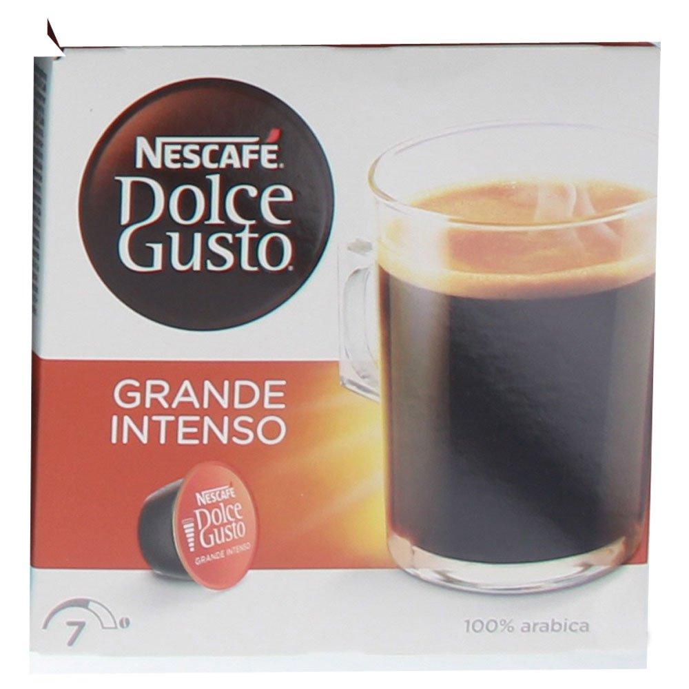 80 x Nescafé Dolce Gusto Caffè Grande Intenso, Cápsulas de Café, Paquete Grande: Amazon.es: Hogar