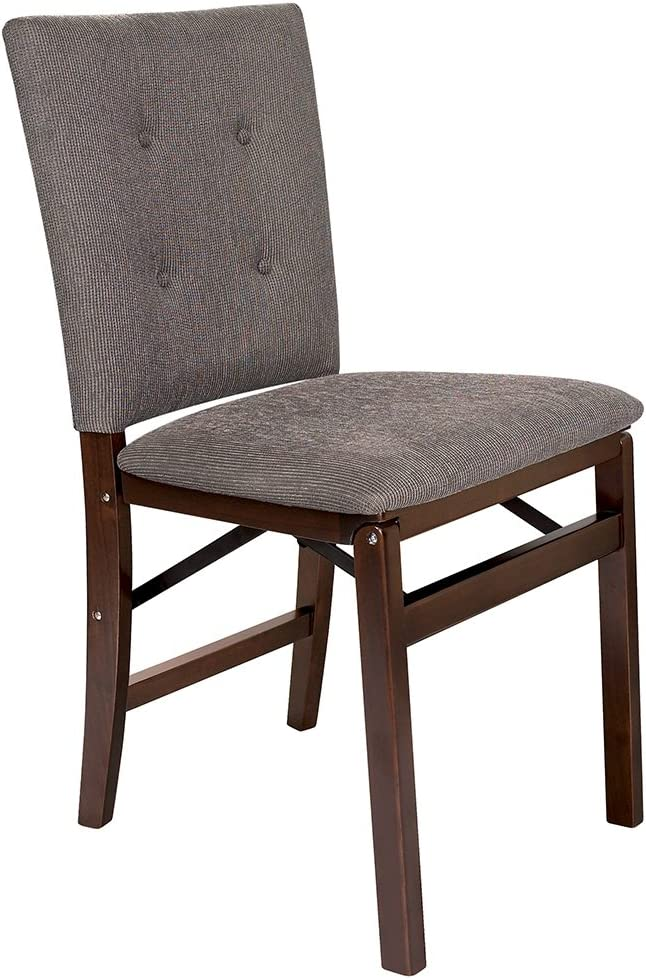 MECO Folding Parsons Accent Dining Chair