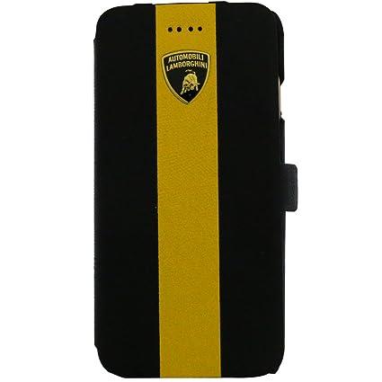Amazon Com Lamborghini Premium Leather Booktype Agenda Case For