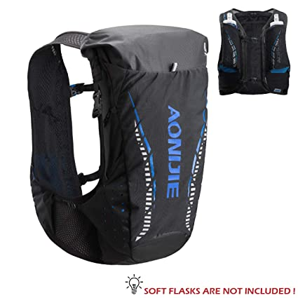 TRIWONDER Hydration Vest 18L Ultra Trail Running Backpack Pack Marathon Vest Outdoor Runner Race Vest (