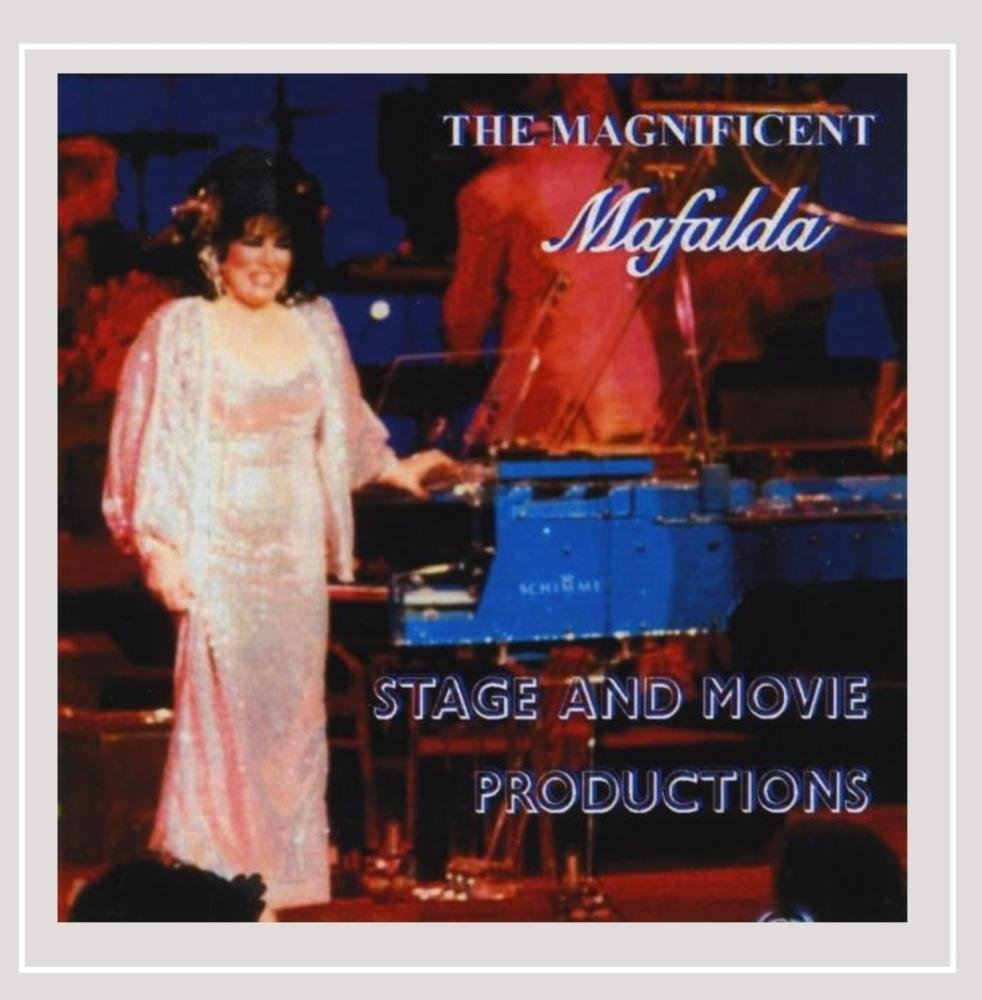 Spring new work The Magnifacent Mafalda free shipping Stage Productions Movie and