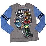 Lego Ninjago Movie Boys Ninja Shirt 7-16