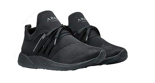 Chaussures et Sacs ARKK Copenhagen Velcalite Cm H-X1 Homme Baskets Mode Blanc Chaussures