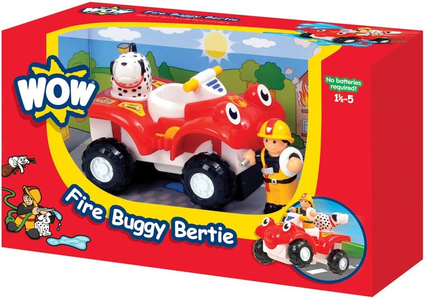 WOW Toys Play Set Fire Buggy Bertie