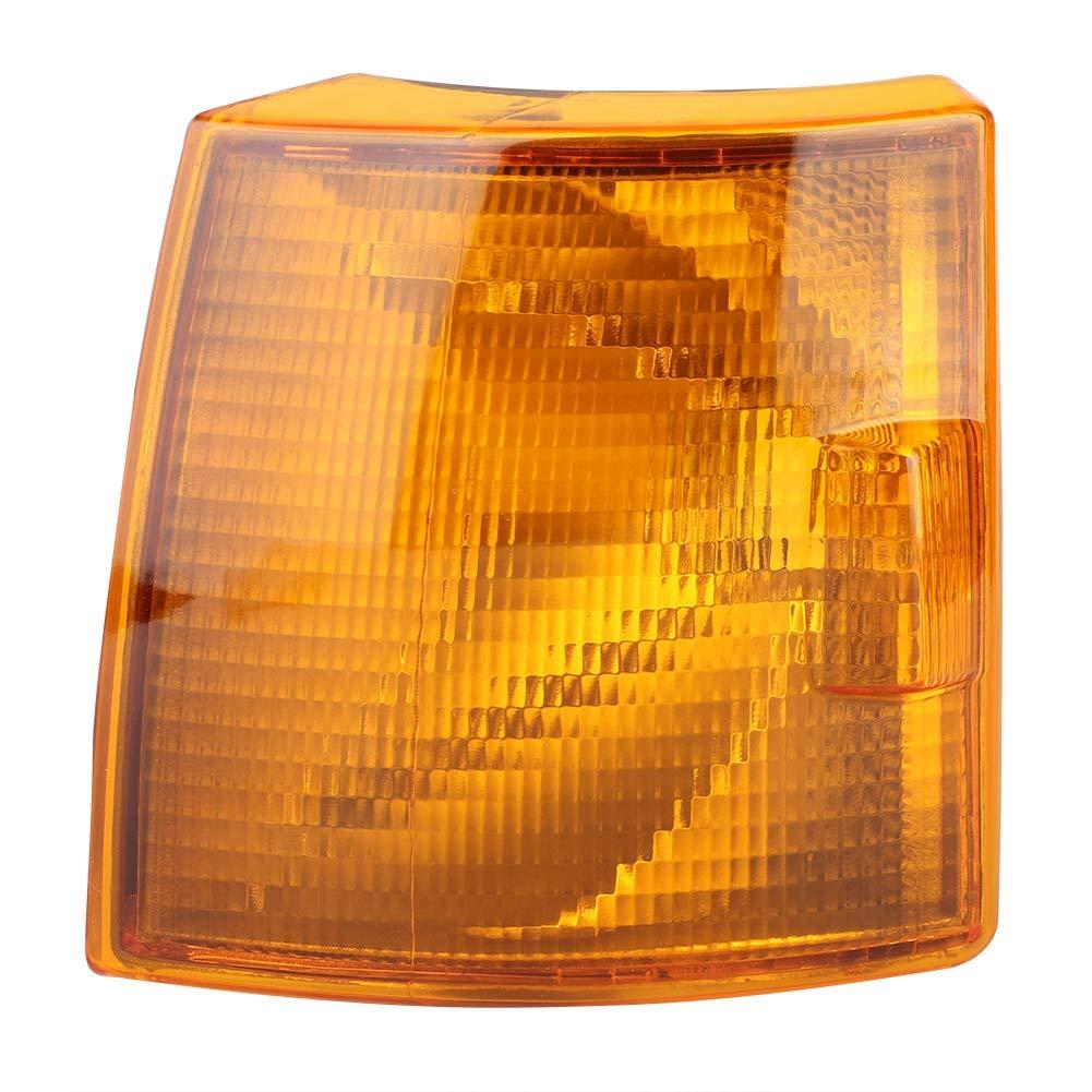 luz de intermitentes para autom/óviles luz de se/ñalizaci/ón para Transporter T4 BJ 1995-2003 Qiilu Par de luces de intermitentes laterales 1 par de luces de esquina delanteras