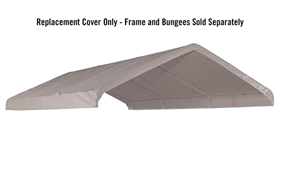Amazoncom 10 X 20 Frame Canopy Replacement Cover Beige