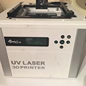 [Open Resin] XYZprinting Nobel 1.0 SLA 3D Printer