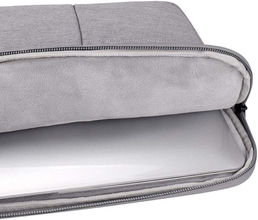 12.5 inches 13.3 inches Redcolourful Simple Laptop Case Bag for Ma-cbo-ok Air 11.6 inches 14.1 inches Notebook Handbag Grey 11.6 inches for CE