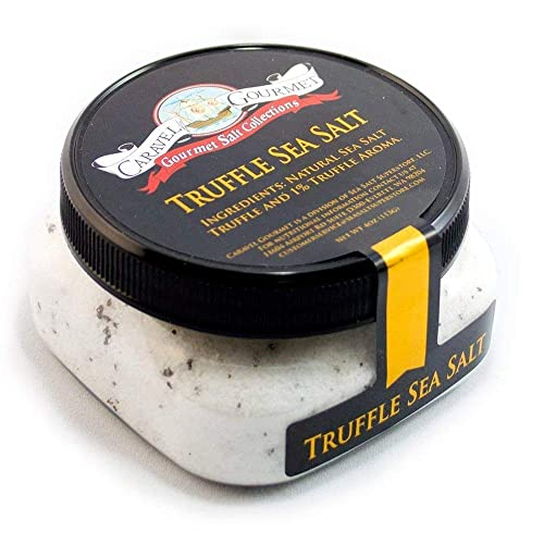 Caravel Gourmet Italian Black Truffle Sea Salt