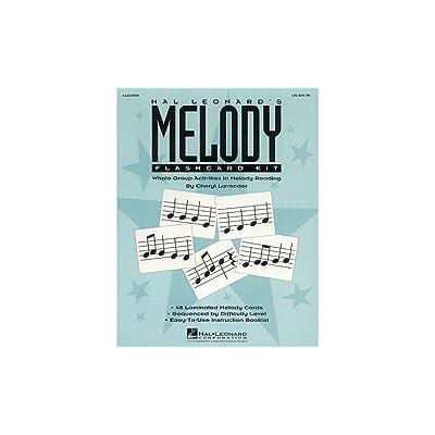 Hal Leonard Melody Flashcard Kit: Hal Leonard: Office Products