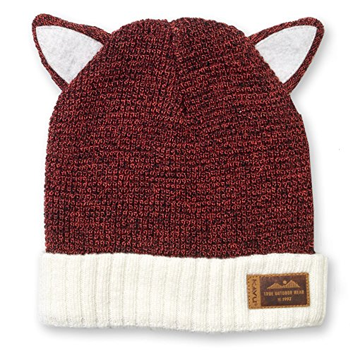 KAVU Women's Critter Cold Weather Hats, One Size, Rust