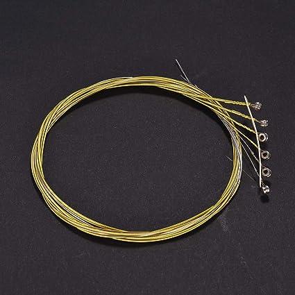 Fesjoy Cuerdas para guitarra acústica AW430-SL cuerdas para ...