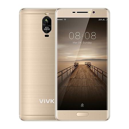Smartphone 4g Ohne Vertrag Günstig Vivk R2 55 Amazonde Elektronik