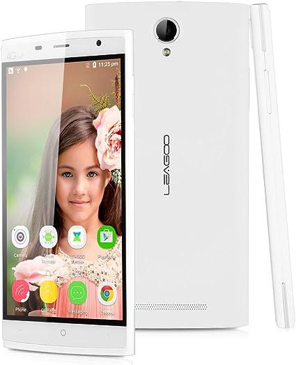 LEAGOO Elite 5 - Smartphone Libre Android 4G LTE (Pantalla IPS Ogs ...
