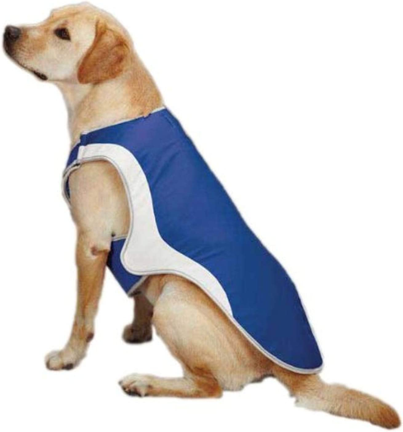 Guardian Gear Cooling Pet Coat, XX-Large, Blue