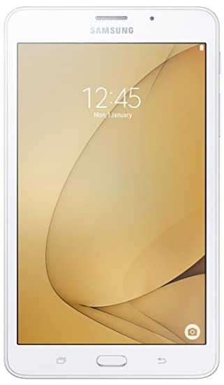 Samsung Galaxy Tab A 7.0 Tablet  7 inch, 8 GB, Wi Fi + 4G LTE + Voice Calling , White Tablets