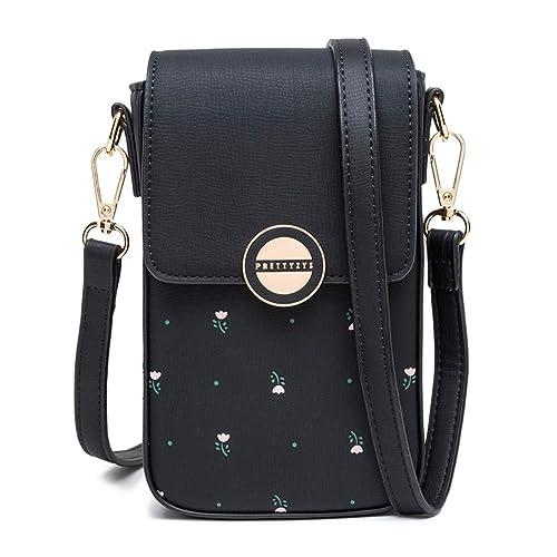 Amazon.com: KUKOO - Bolso bandolera pequeño para mujer con ...