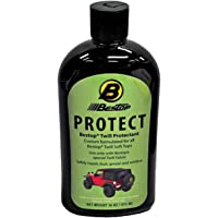 Bestop 11207-00 Protectant for Black Twill Soft Tops