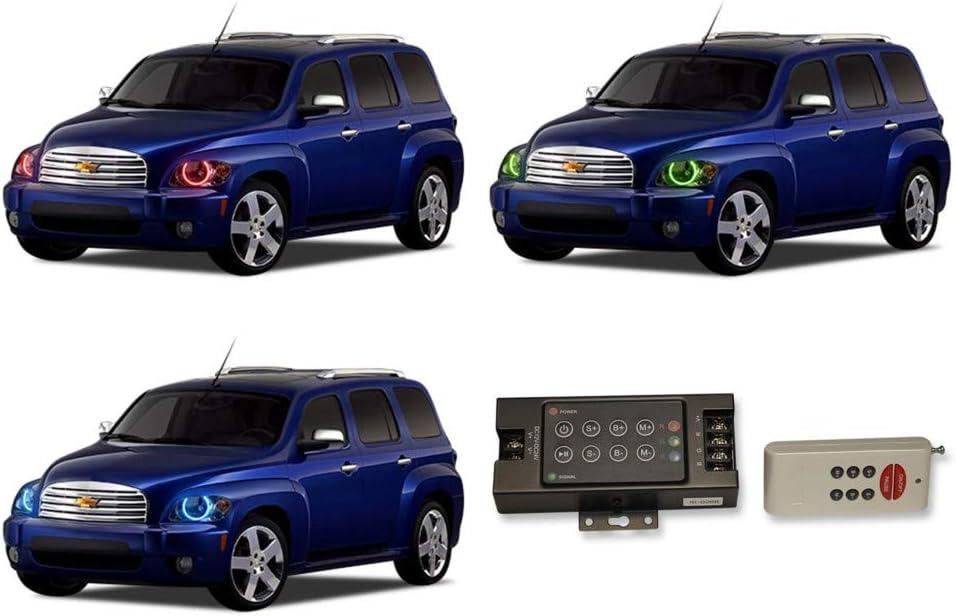 XENTEC LED HID Headlight Conversion kit H4 9003 6000K for 2010-2011 Kia Soul