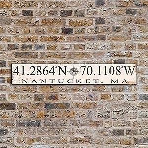 616yuQxagiL._SS300_ Nautical Wooden Signs & Nautical Wood Wall Decor