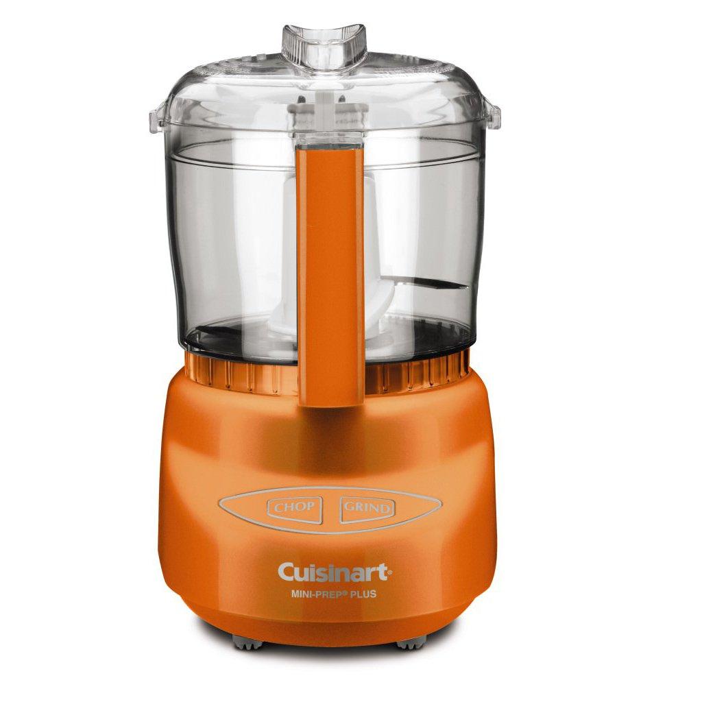 Cuisinart Mini Prep 24 Ounce Processor, Orange
