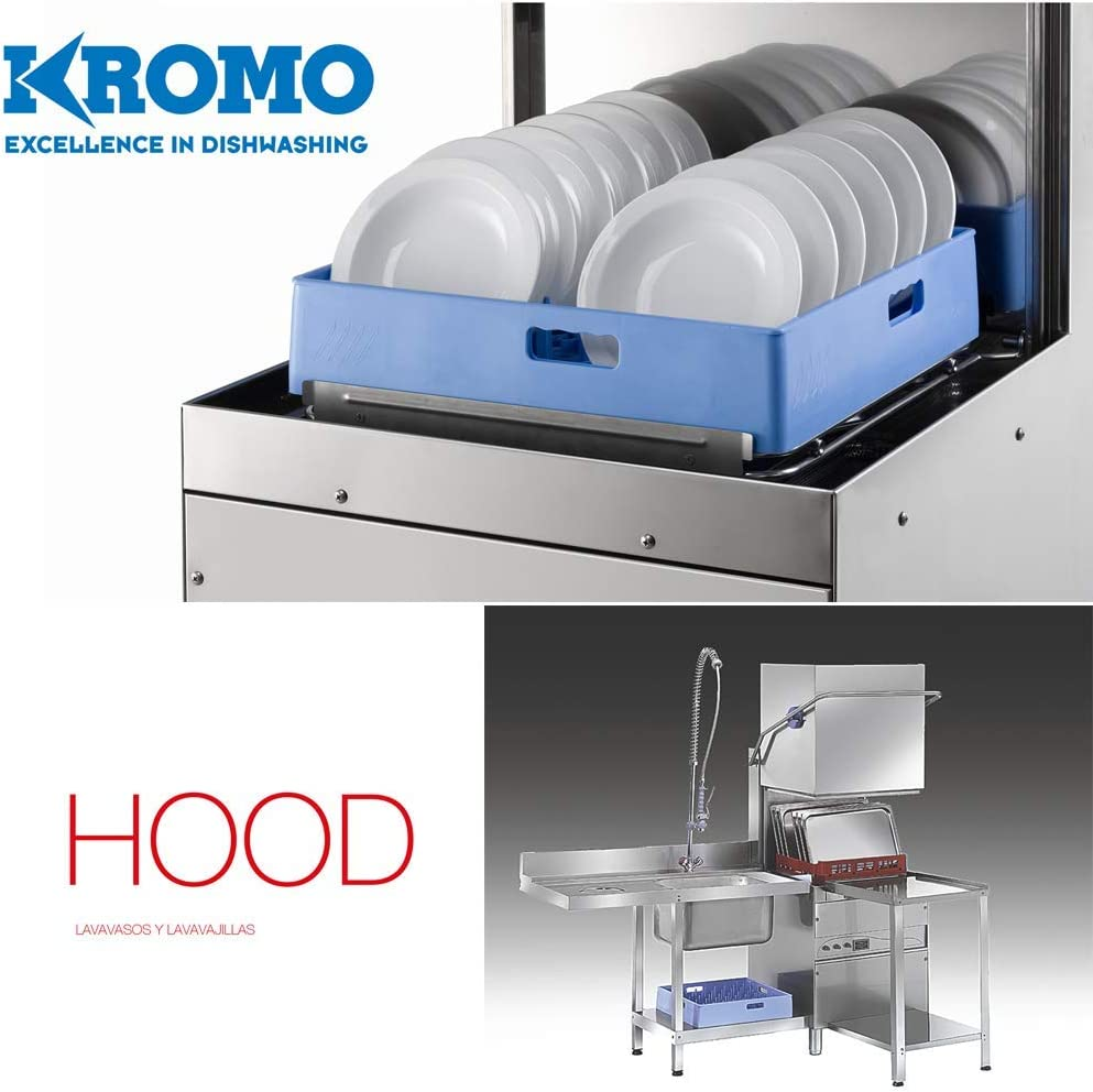 Lavavajillas Cúpula KROMO HOOD 800 - Maquinaria Bar Hostelería ...