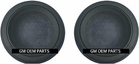 OEM Parts Instrument Speaker Grille Cover L+R For GM Chevrolet Spark 2010-2012